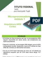 MPCA3 Modulo 01 Arquitetura Arm Pb