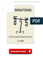 Constitutional-Calculus--The-Math-of-Justice-and-the-Myth-of-Common-Sense-PDF-Download.pdf