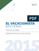Vacacionista Nacional Ciclodevida 2015