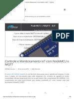Controle e Monitoramento IoT Com NodeMCU e MQTT - FilipeFlop