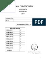 ujiandiagnostikmatematiktahun4-140804121500-phpapp02