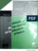 5. Pujol, R. (2003). Didáctica de Las Ciencias en La Educación Primaria. Cap. 10.