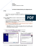 Roteiro de Instalacao Firefox Portable PJe