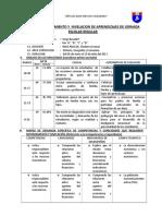 Plan de Reforzamiento y Nivelacion d Elos Aprendizajes 2016.v