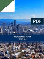 Eastdil Secured - 201610 Puget Sound Market Overview