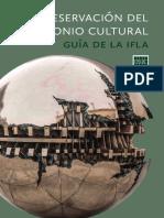 Preservación Del Patrimonio Cultural Guía de La Ifla
