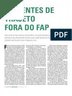 Acidentes de Trajetos Fora Do FAP - RIB-CNI