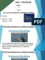 Franteras Maritmas Dominicana%2c Presentacion