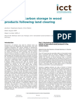 ICCT Carbon Storage in Wood Products August 2011