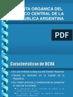 Carta Org BCRA Pres