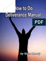 How to Do Deliverance Manual Gene Moody