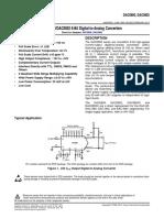 Data Sheet Deldac0800
