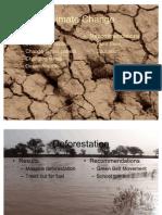 Reforestation Power Point