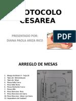 Protocolo Cesarea