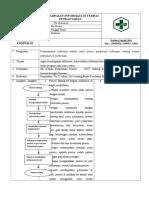Sop Penyampaian Informasi Di Tempat Pendaftaran Era