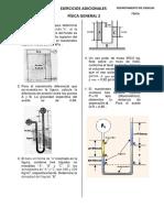 Ejercicios Adicionales de Hidrostática Física General 2