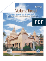 The Vedanta Kesari April 2010
