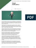 Aposentadoria_ No Brasil, Previdência é Um Desafio Para o Futuro - Resumo Das Disciplinas - UOL Vestibular