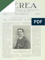 Aérea (Madrid). 12-1925, n.º 31
