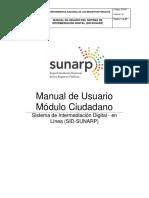 Manual de Inmediacion Sociedades Sunarp
