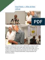 Sri Lanka Asgiriya Priests — After all their arrogance is artificial.docx