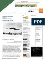Brasil, Salto Interrompido