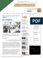 Ditadura e Esquerda - Uma História Dos 1970