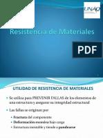 Antecedentes Para Resistencia de Materiales