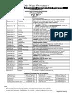 Academic Calendar 2017 Fall.doc