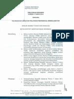 PP Nomor 4 Tahun 2014 Tentang Pelaksanaan Kegiatan PPL