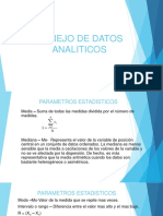 Manejo de Datos Analíticos II