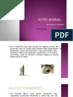el acto moral-1