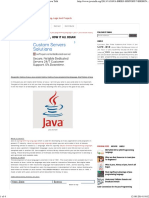 What is Java, History of Java, How It All Began - Java Talk