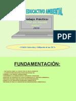 Power Point. Presentacion Del Proyecto Ambiental.22!06!2010