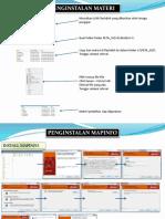01 Slide Penginstallan Mapinfo Pelatihan