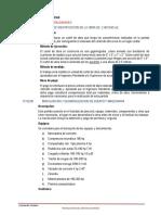 Especificaciones Tecnicas Instalacion Del Sistema de Riego