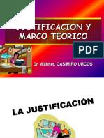 Sesion 04 Justificacion