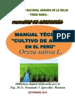 1 Manual Tco Cultivo de Arroz en Perú