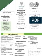 1st PNSP Teaching Course Flyer
