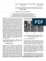 Improved Weighted Least Square Filter Based Pan Sharpening using Fuzzy Logic