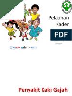 Pelatihan Kader Filariasis 20160609