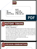 9. Susp. Nephrolithiasis DD BPH