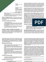 Doctrines (Legal Medicine)