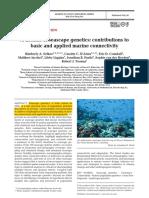 2016_a Decade of Seascape Genetics