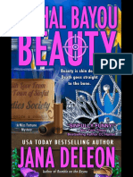 Lethal Bayou Beauty - Jana Deleon [EPub] - Traitor