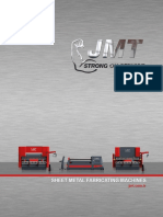 JMT Machine Tools ( Press Brakes, Fiber Laser, Plasma Machines, Iron Worker, Shears, Angle Rolls, )