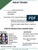 Chapitre1-Mesure de LInformation