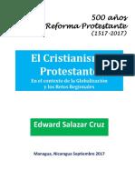 Edward Salazar Cruz (2017)El Cristianismo Protestante en El Contexto de La Globalizaciòn y Los Retos Regionales. a 500 Años de Reforma