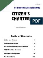 PEZA charter2016