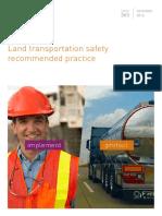 land transportation safety